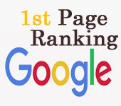 Google 1st page ranking