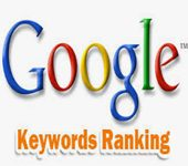 Keywords ranking on Google